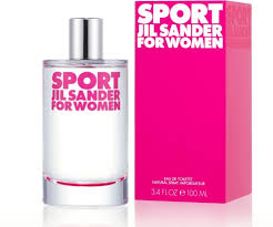 <b>Jil Sander Sport for</b> Women EdT 100ml in duty-free at airport Baku