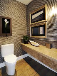 Half Bathroom Decorating Half Baths And Powder Rooms Hgtv
