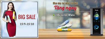Banner may gia dinh 15_10 - Máy lọc nước Watio