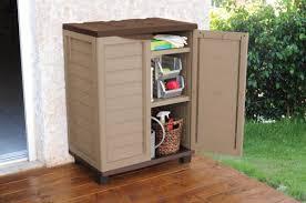 plastic outdoor storage cabinet. Fine Plastic Plastic Outdoor Storage Cupboards Cabinet Ideas  The Home Redesign In T