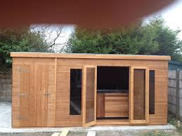 summer house office. 16x10 Contemporary Combination Summerhouse/office/shed Summer House Office
