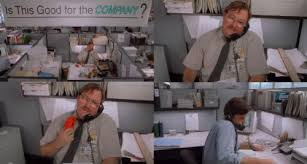 Movie Quote Of The Day Office Space 1999 Dir Mike Judge The