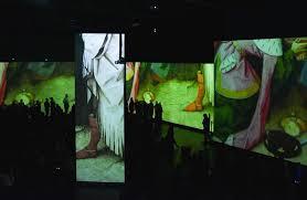 Мультимедийная выставка «Страсти по Фрейду» в Artplay