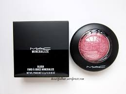 mac mineralize blush in please yourself sgd 42