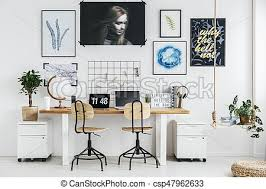 trendy office. Delighful Trendy Home Office Design  Csp47962633 On Trendy Office