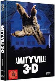 Amityville III 3 The Demon (1983) DVD R2 Tony Roberts Meg Ryan for sale  online