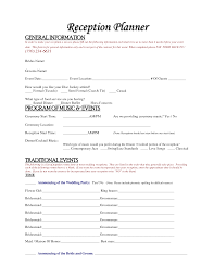 25 Wedding Planner Contract Templates Doc 10201320 Wedding