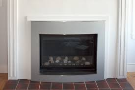 cost to convert gas fireplace electric before after standard images pag on wood burning burni converting