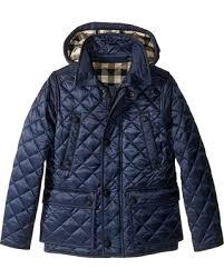 Get this Last-Minute Shopping Deal on Burberry Kids - Quilted ... & Burberry Kids - Quilted Jacket with Hood (Little Kids/Big Kids) (Ink Adamdwight.com