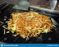 385 Seafood Yakisoba Photos - Free ...
