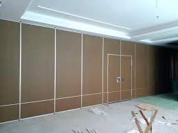 acoustic room dividers divider diy durable banquet hall sound proofing