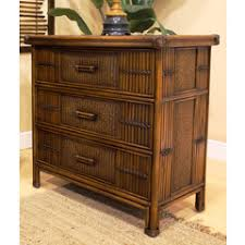 polynesian furniture. 3 Drawer Chest, Hospitality Rattan, Polynesian Collection Furniture