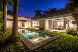 mid century modern house with pool outdoor lighting beautiful mid century modern exterior lighting