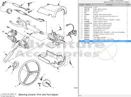 hummer h1 am general parts drawings 94 dash panel · 94 instrument panel