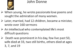 john donne as a metaphysical poet essays john donne s pedigree a family tree john gower biography works john donne s pedigree a family tree john gower biography works