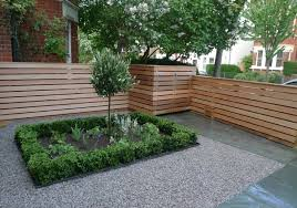 Small Picture Garden design for front garden uniting the contemporary the fence