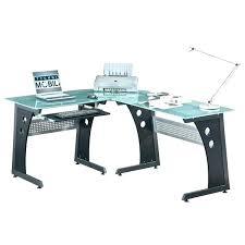 office depot glass computer desk.  Computer Glass Top Office Desk Computer L Shaped  Depot With Office Depot Glass Computer Desk