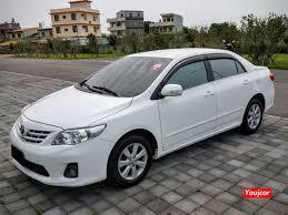 2013 Toyota Corolla Altis 1.8 - YouTube