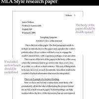 Fig     The top of the first page of a works cited list The MLA Style Center   Modern Language Association