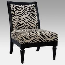 intricate accent chairs black and white  living room