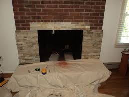 brick fireplace soot stain removal by news how to clean a fireplace on how to clean