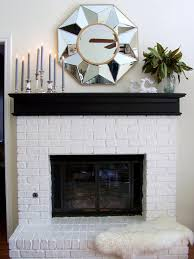 Living Room Mantel Decorating Decorate Your Mantel For Winter Hgtv