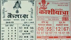 Kalyan Patrika Chart Kailash Kashiyatra Kalyan To Mumbai 24 06 2019 By Chart