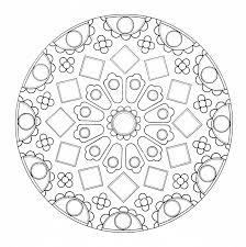 Mandalacolorareadulti07 Disegni Da Colorare Per Adulti E Ragazzi