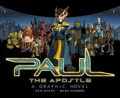Paul The Apostle: A Graphic Novel by Ben Avery