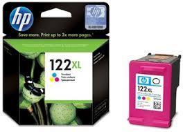 Картридж для принтера <b>HP 122XL CH564HE цветной</b> купить в ...
