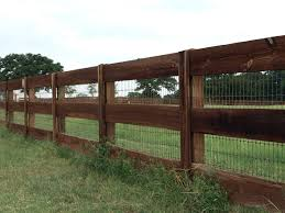 rail fence styles. Ranch Style Fencing Rail Fence Styles