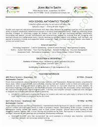 Cv For Teaching Floridaframeandart Com Miraculous Cv Teacher Resume Examples