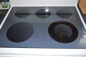 how to clean a glass stove top