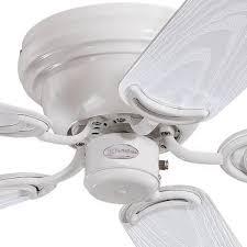 in indoor outdoor white ceiling fan