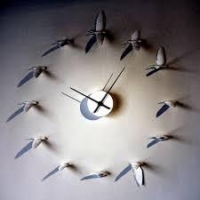 Small Picture Unusual Wall Clocks Arlene Designs
