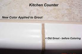 Bonsal Grout Color Chart Re Color Existing Grout Got Ugly Grout Call Us We Get