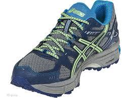 asics womens gel kahana 7 d gray mint green blue trail