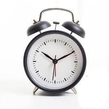 vintage creative alarm clock classic electronic bedside desk clock travel mechanical alarm despertador retro table watch