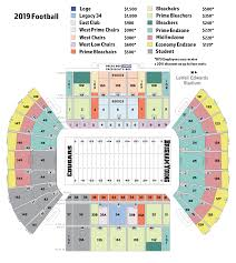 Toledo Rockets Glass Bowl Seating Chart Timeless University Of Toledo Stadium Seating Chart 44