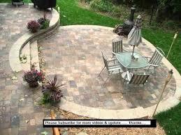 pavers landscape design ideas