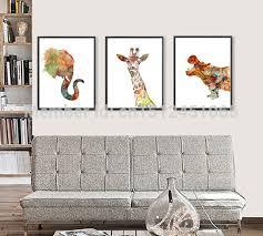 Small Picture Online Get Cheap Giraffe Art Prints Aliexpresscom Alibaba Group