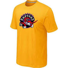 Harmony Toronto Raptors Big Tall Primary Logo Yellow