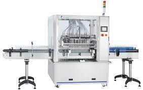 FL-122 Automatic Volumetric Liquid <b>Dual</b> Line <b>Filling</b> Machine ...