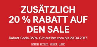 H&m sale herren