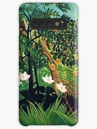 <b>Henri Rousseau</b> - <b>Exotic Landscape</b> Case & Skin for Samsung Galaxy
