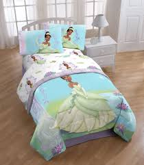 princess tiana toddler bedding sets designs