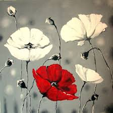 wall arts red poppy canvas art red poppy metal wall art red with most recent on red poppy metal wall art with image gallery of poppy metal wall art view 4 of 20 photos