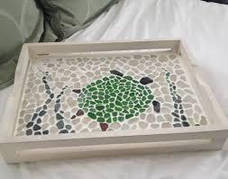 How to Make a Sea Glass Mosaic