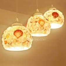 seashell bathroom lighting fixtures. decorative seashell shade 3-light pendant lights for kitchen bathroom lighting fixtures h