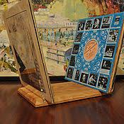 <b>Подставка для винила</b> (<b>пластинок</b>) из Дуба – купить на Ярмарке ...